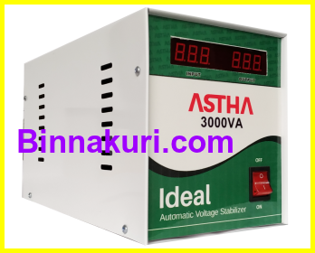 Voltage stabilizer price in Bangladesh